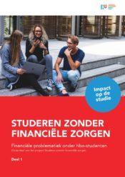 thumbnail of HU-rapport 2019 – Studeren zonder financiële zorgen – financiële problematiek onder hbo-studenten deel 1