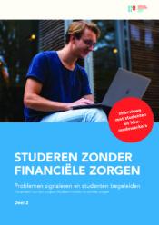 thumbnail of HU-rapport 2019 – Studeren zonder financiële zorgen – problemen signaleren en studenten begeleiden deel 2