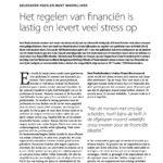 thumbnail of Artikel stress-onderzoek Schuldsanering