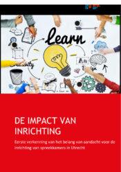 thumbnail of De impact van inrichting