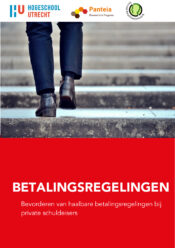 thumbnail of Rapport – betalingsregelingen